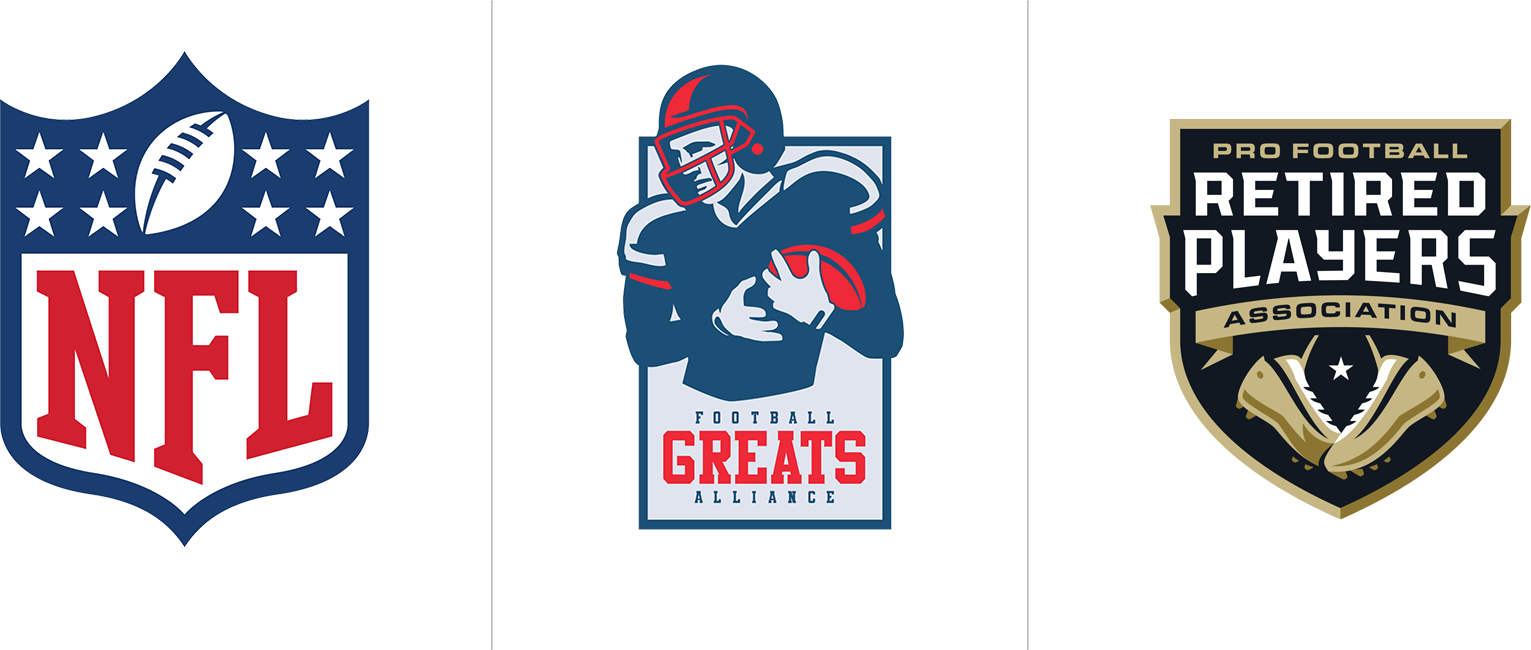 the best attitude e7169 a98f1 Football Greats Alliance | NFL Product & Player Licensing